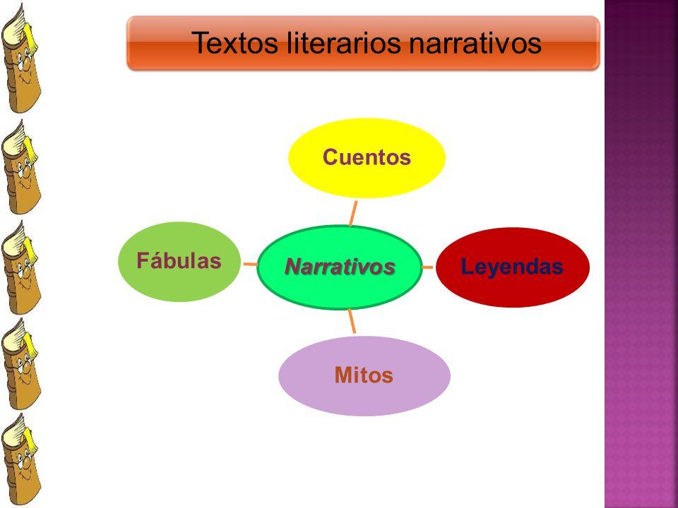 Textos literarios narrativos