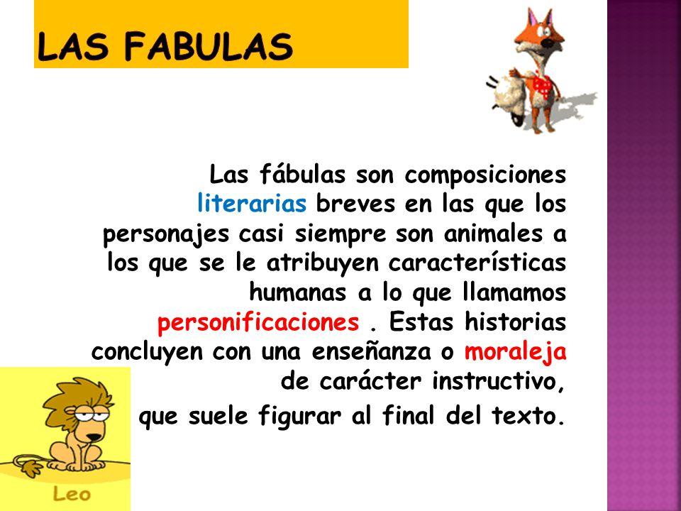 Las fabulas