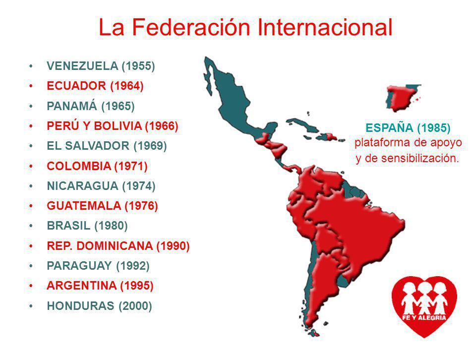 La Federación Internacional