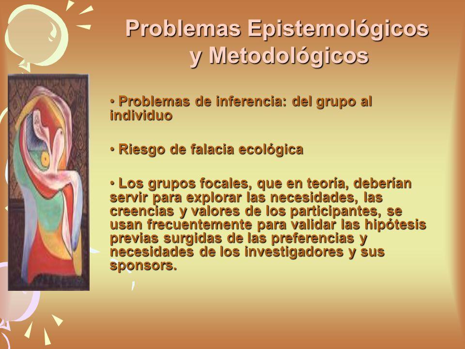 Problemas Epistemológicos