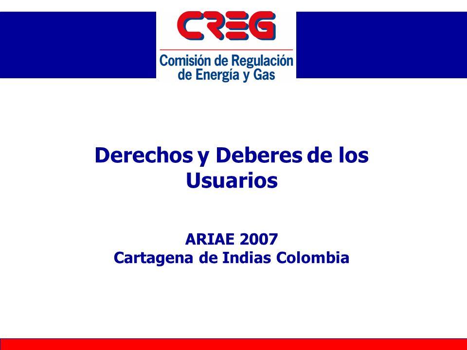 Derechos y Deberes de los Usuarios Cartagena de Indias Colombia