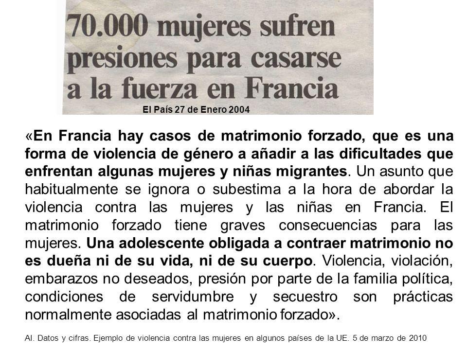 El País 27 de Enero 2004