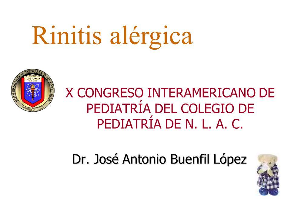Dr. José Antonio Buenfil López