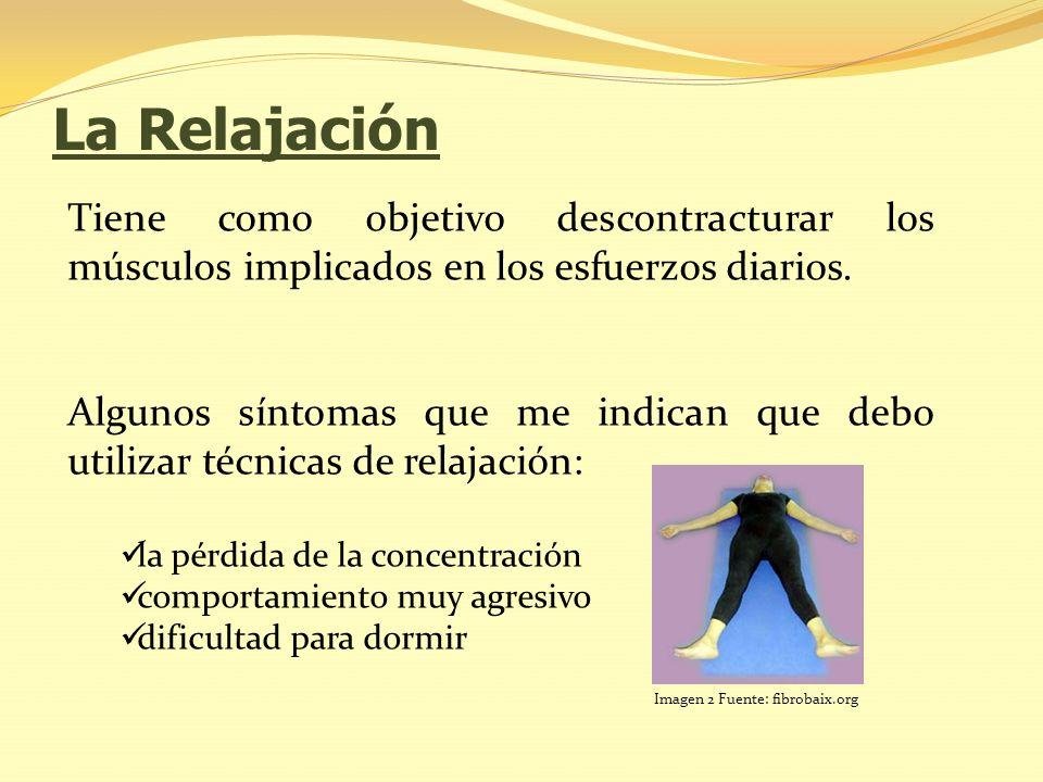 Tema 4 el calentamiento y la relajaci n como factores del ejercicio f sico saludable resumen - Relajacion para dormir bien ...