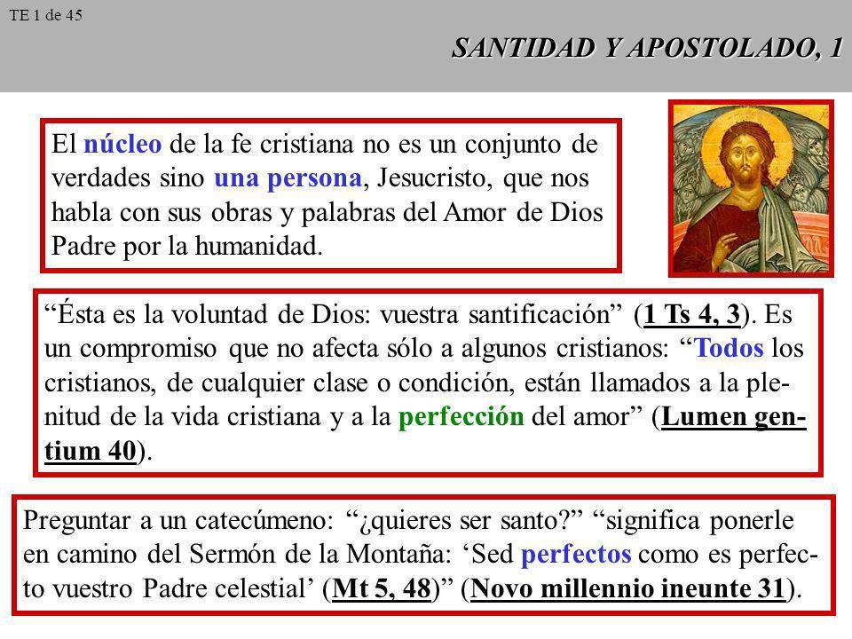 El núcleo de la fe cristiana no es un conjunto de