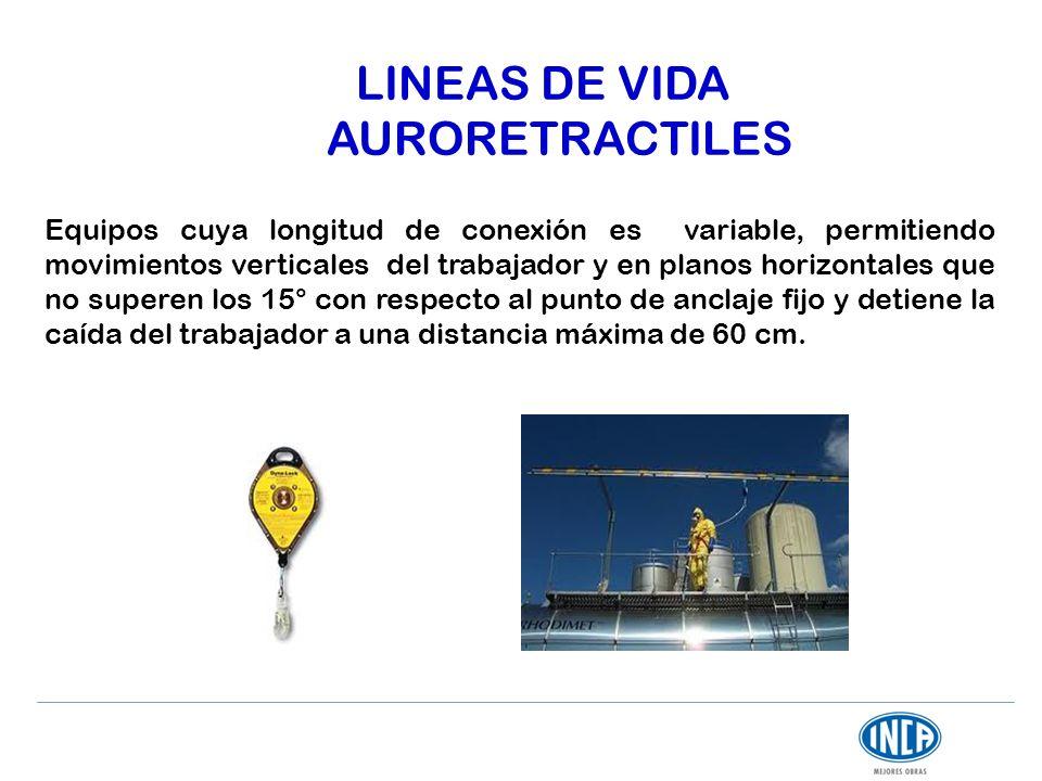 LINEAS DE VIDA AURORETRACTILES