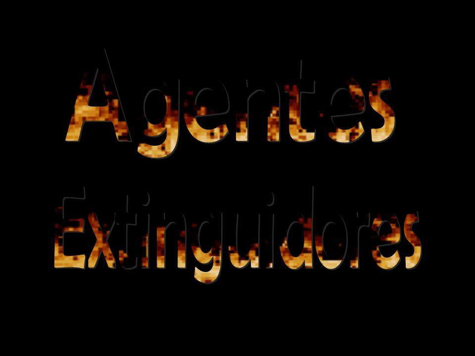 Agentes Extinguidores