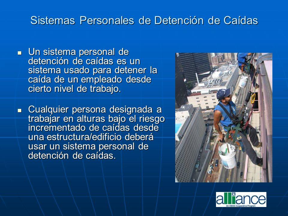 Sistemas Personales de Detención de Caídas
