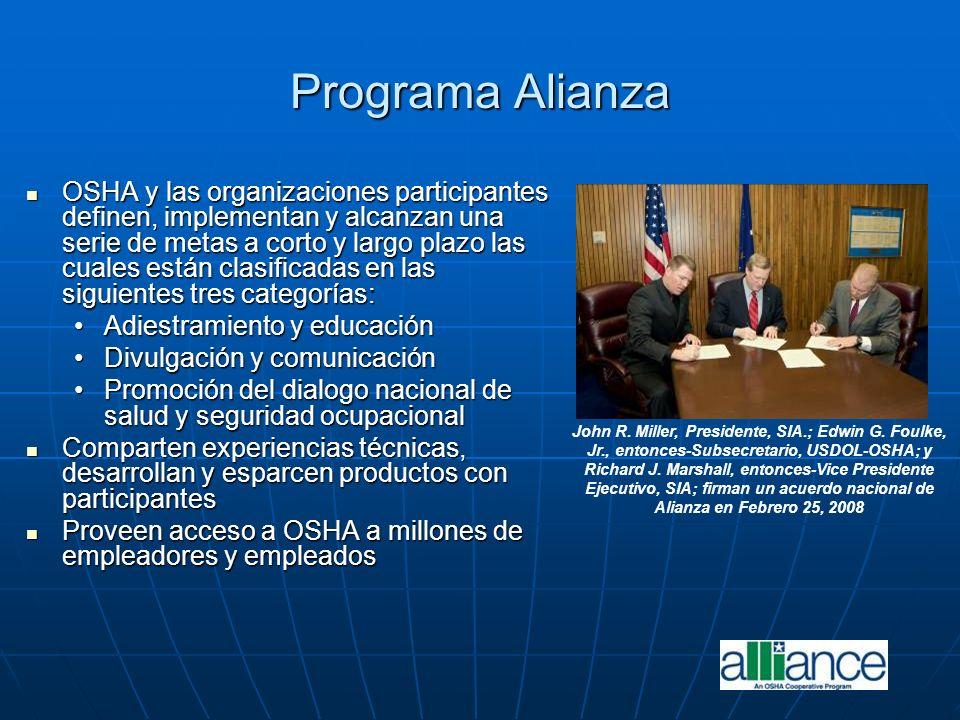 Programa Alianza