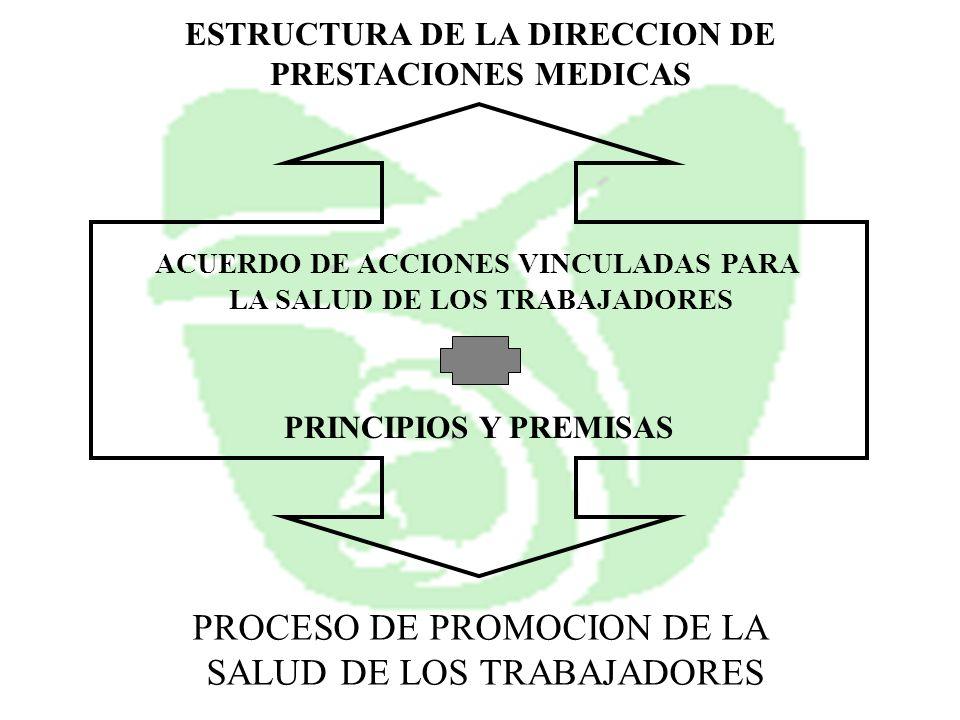 PROCESO DE PROMOCION DE LA SALUD DE LOS TRABAJADORES
