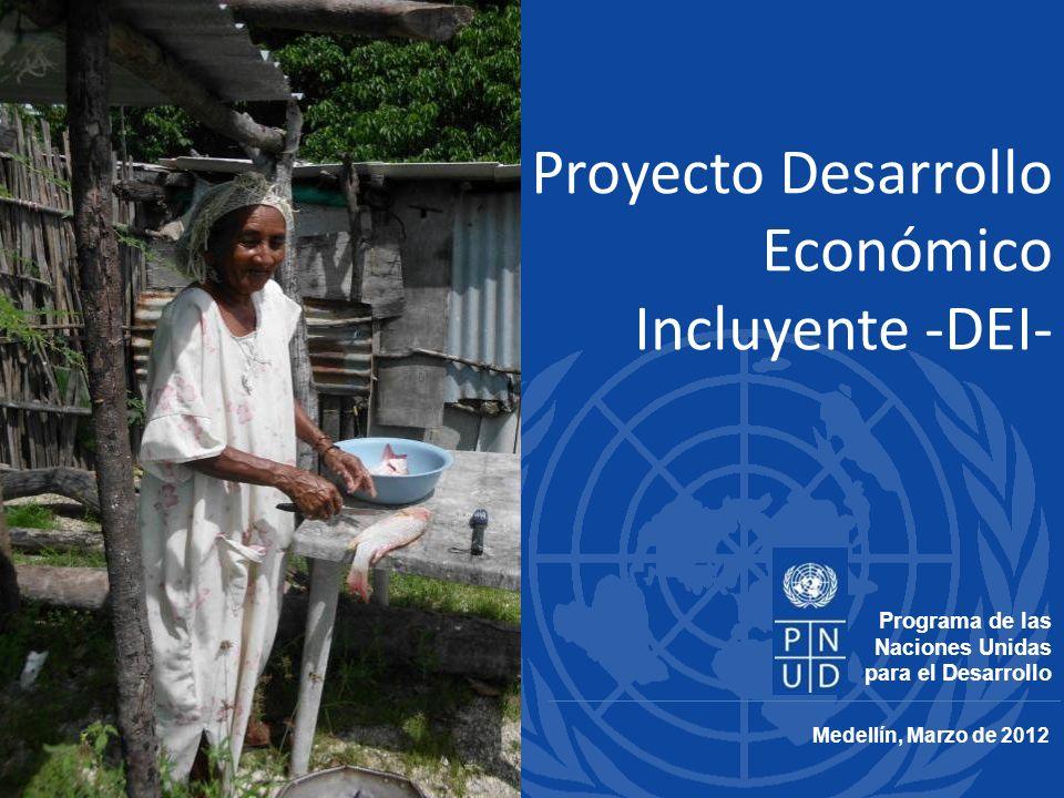 Proyecto Desarrollo Económico Incluyente -DEI-
