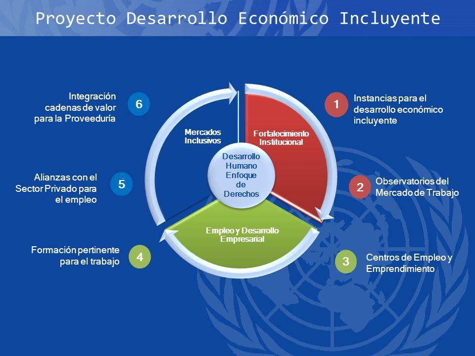 Fortalecimiento Institucional Empleo y Desarrollo Empresarial