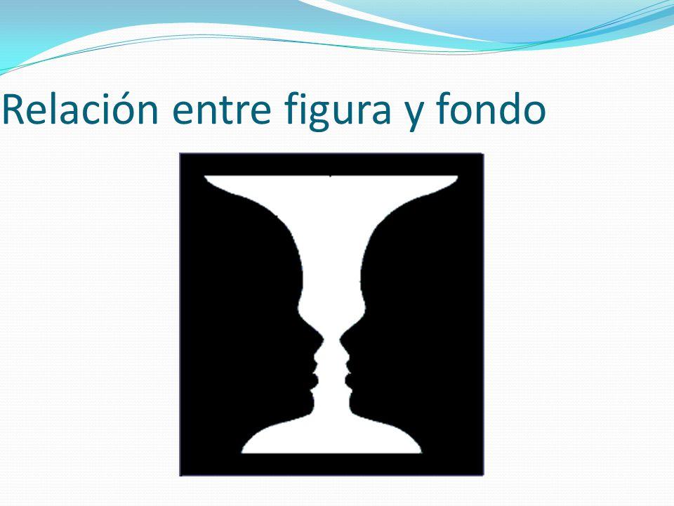 Relación entre figura y fondo