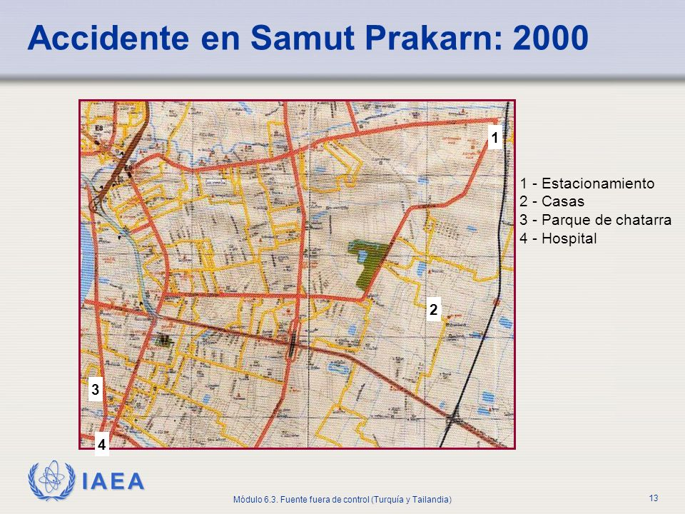 Accidente en Samut Prakarn: 2000