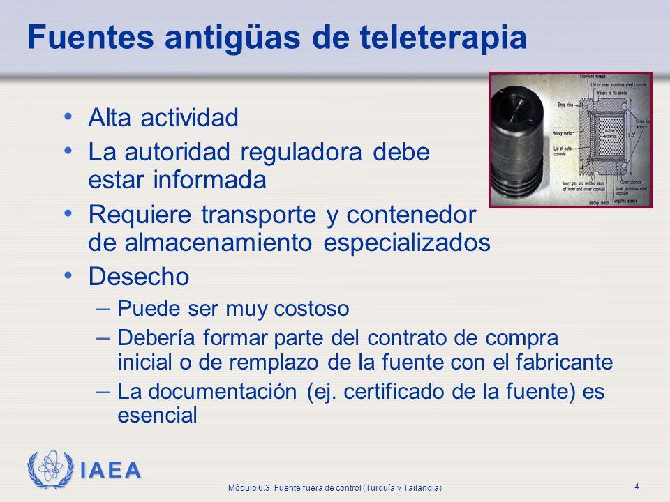 Fuentes antigüas de teleterapia