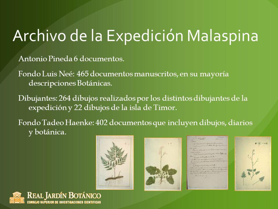 Archivo de la Expedición Malaspina