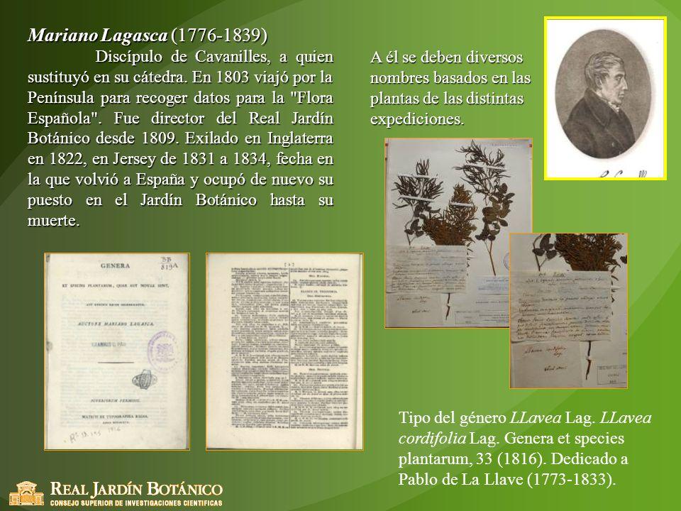 Mariano Lagasca (1776-1839)