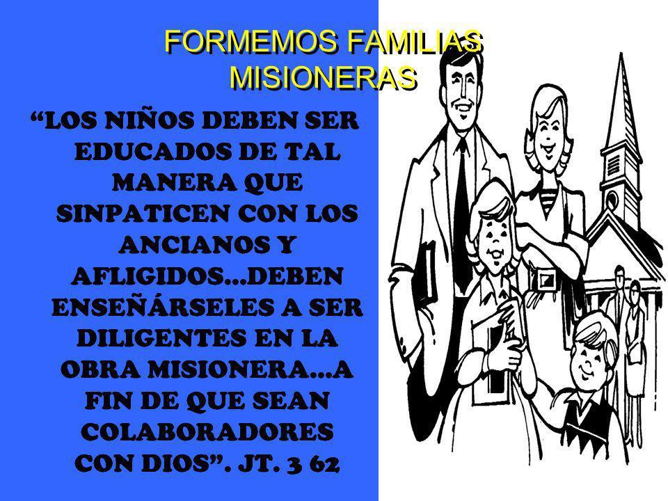 FORMEMOS FAMILIAS MISIONERAS