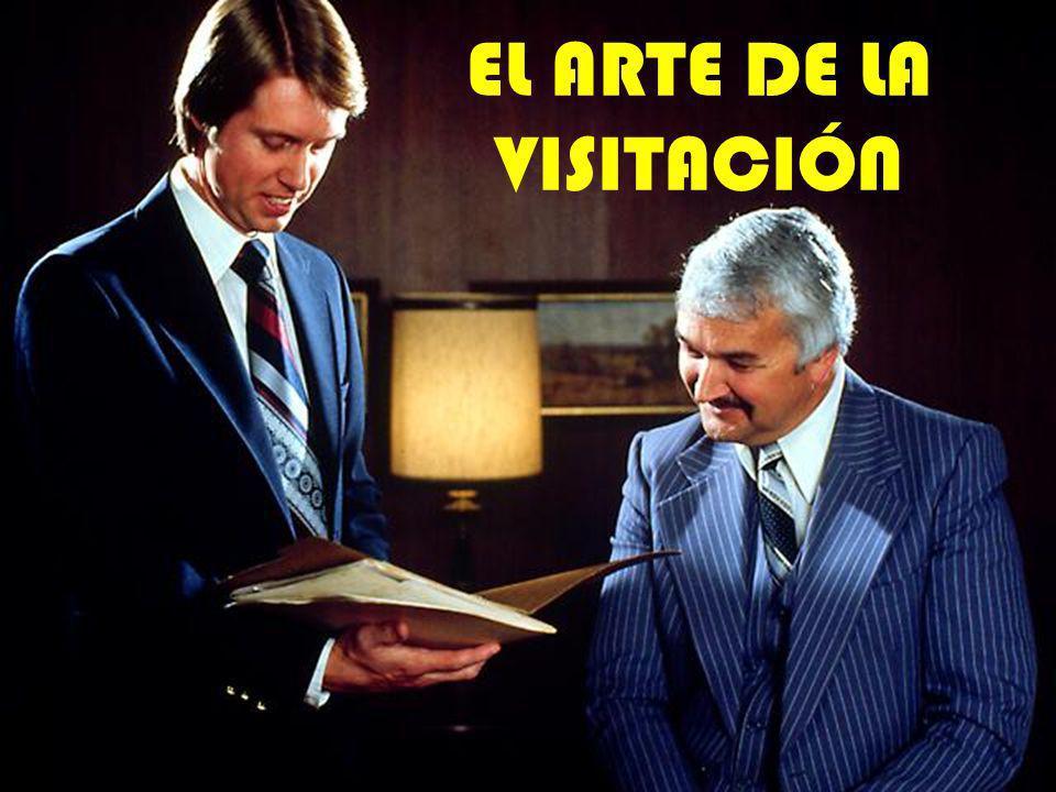 EL ARTE DE LA VISITACIÓN