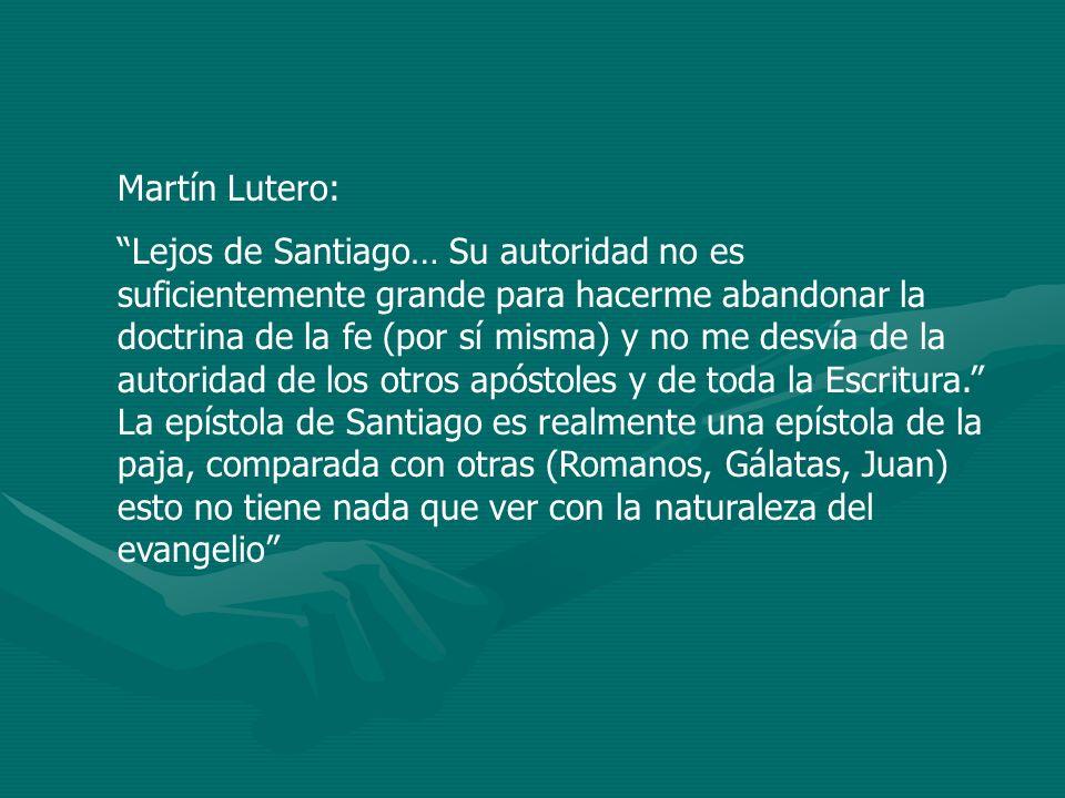 Martín Lutero: