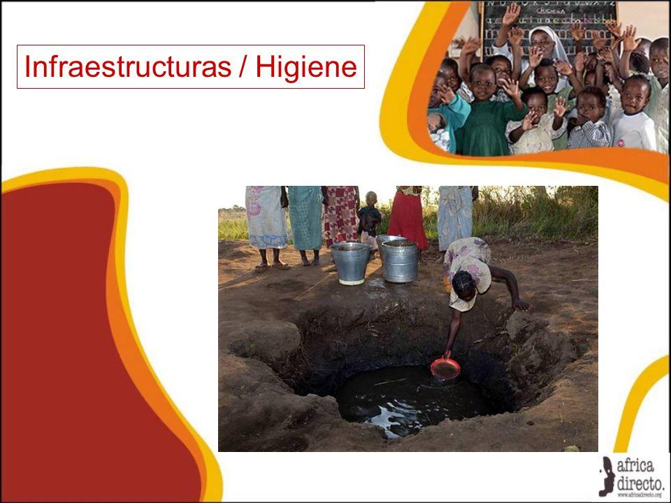 Infraestructuras / Higiene