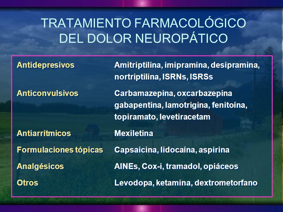 Tratamiento Surgido de sus Mecanismos Biomoleculares - ppt