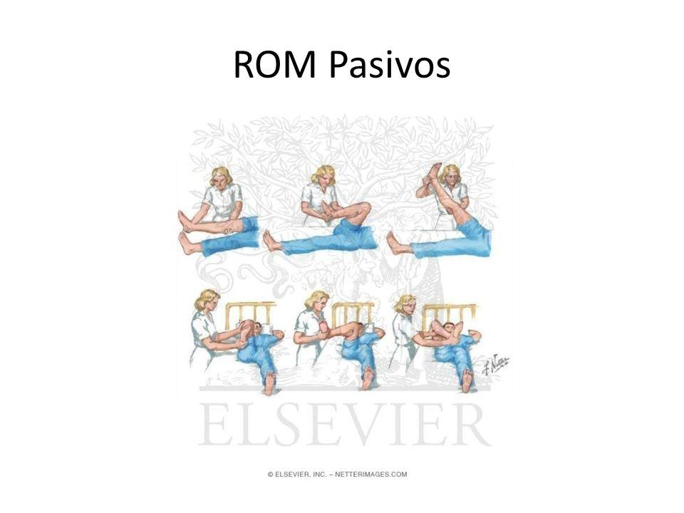 ROM Pasivos