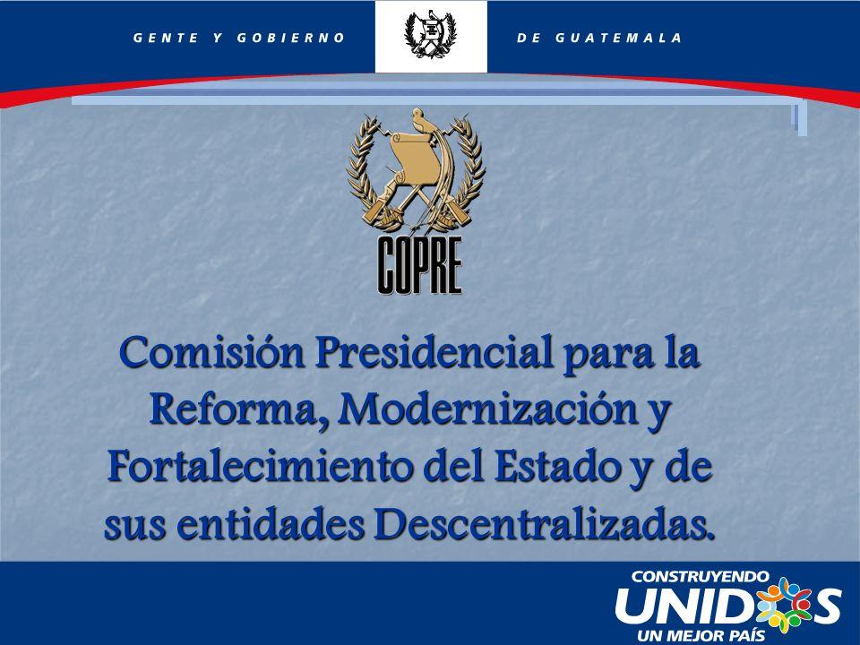 Comisión Presidencial para la