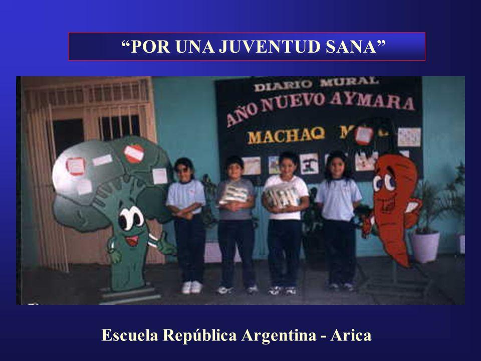 Escuela República Argentina - Arica