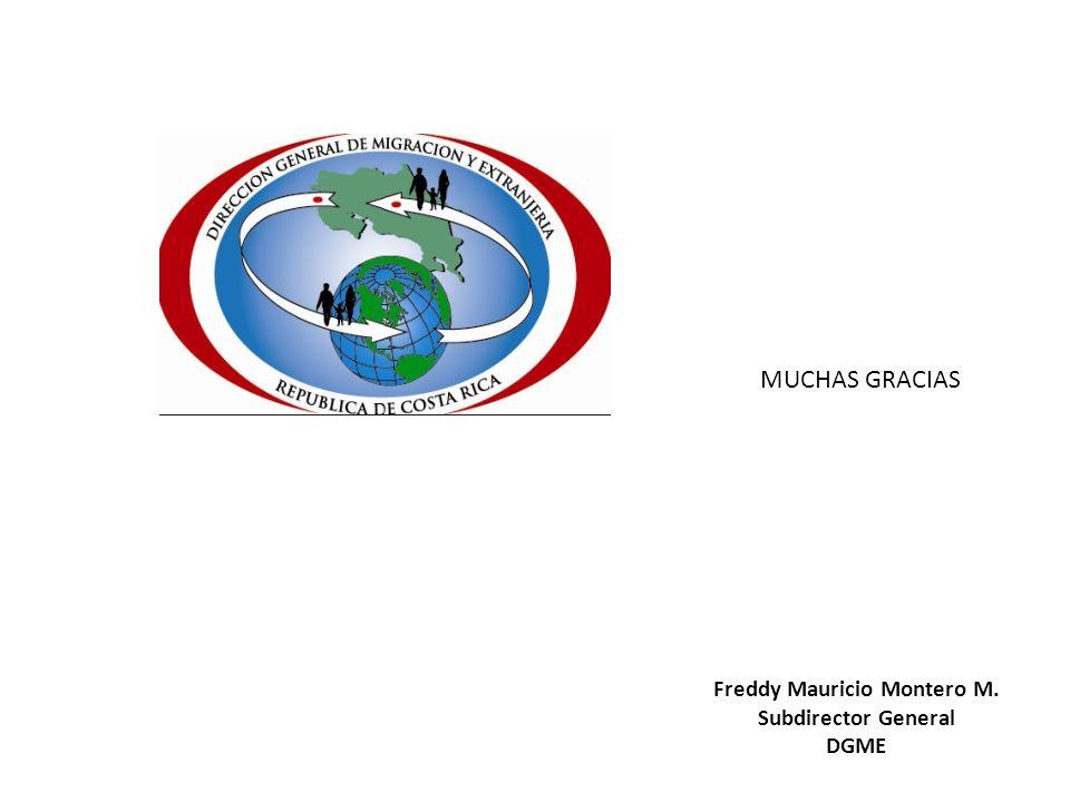 Freddy Mauricio Montero M.