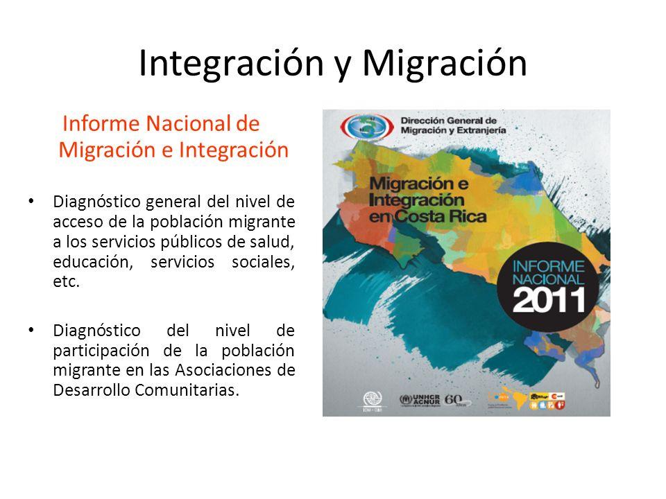 Integración y Migración