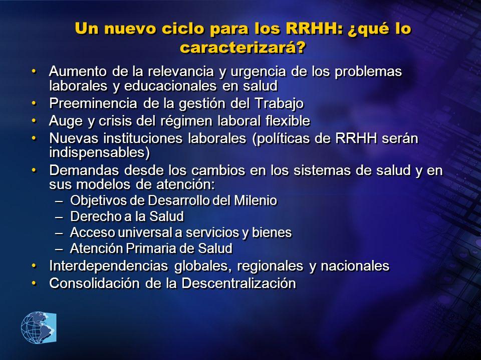 Un nuevo ciclo para los RRHH: ¿qué lo caracterizará