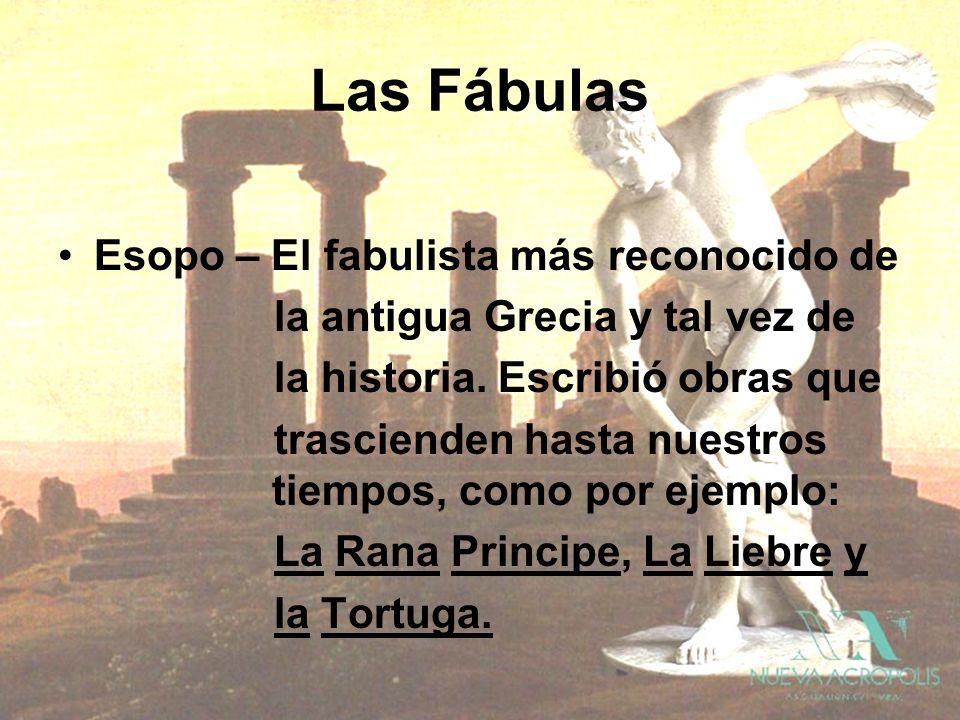 Las Fábulas Esopo – El fabulista más reconocido de