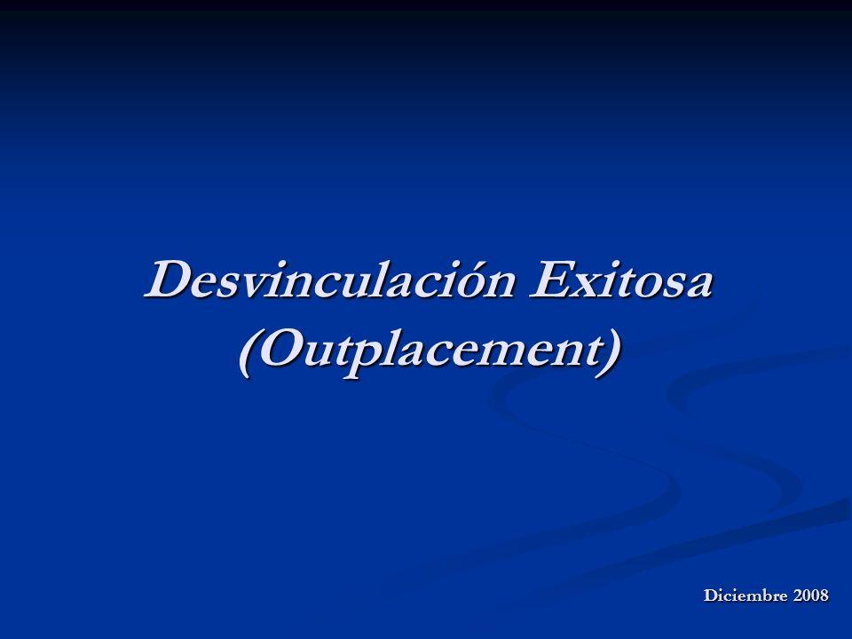 Desvinculación Exitosa (Outplacement)