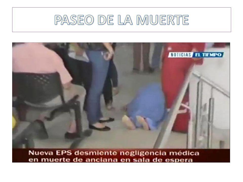 PASEO DE LA MUERTE