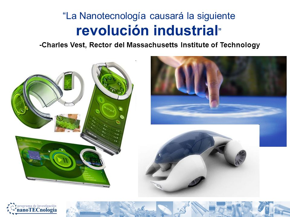 -Charles Vest, Rector del Massachusetts Institute of Technology