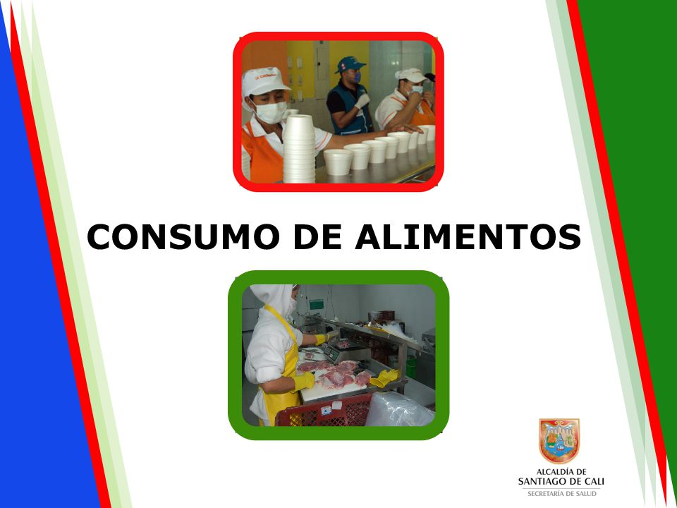 CONSUMO DE ALIMENTOS