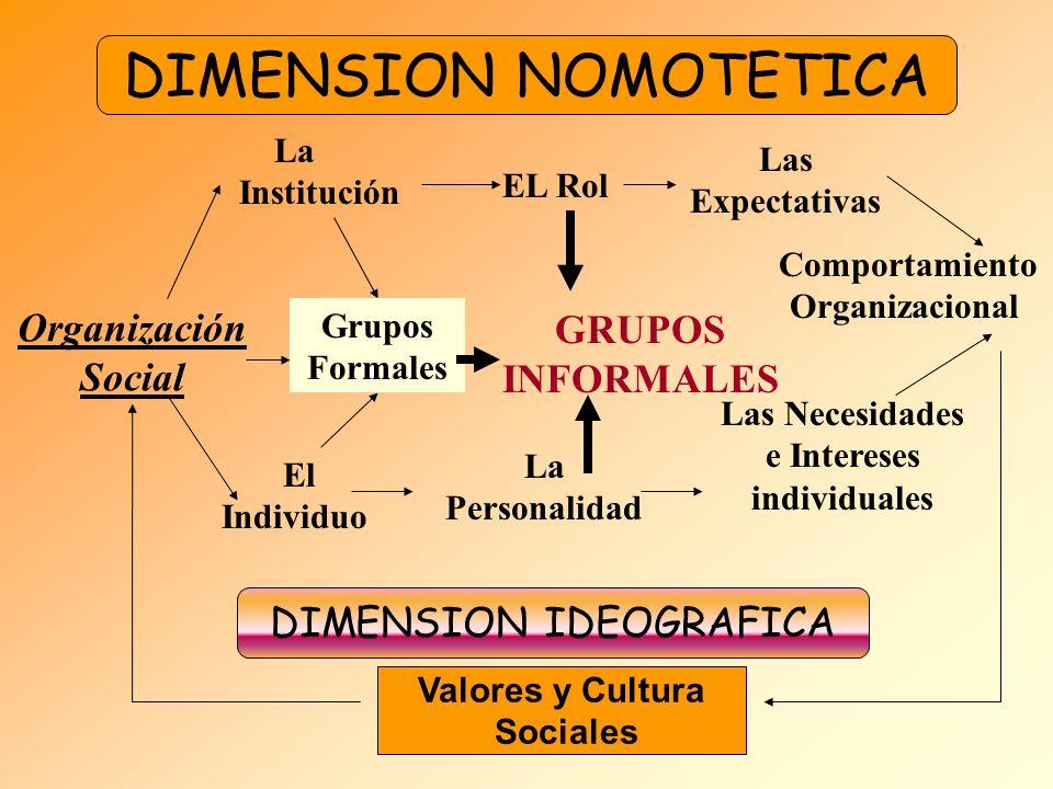 Comportamiento Organizacional Las Necesidades e Intereses individuales