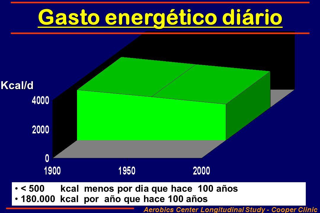 Gasto energético diário