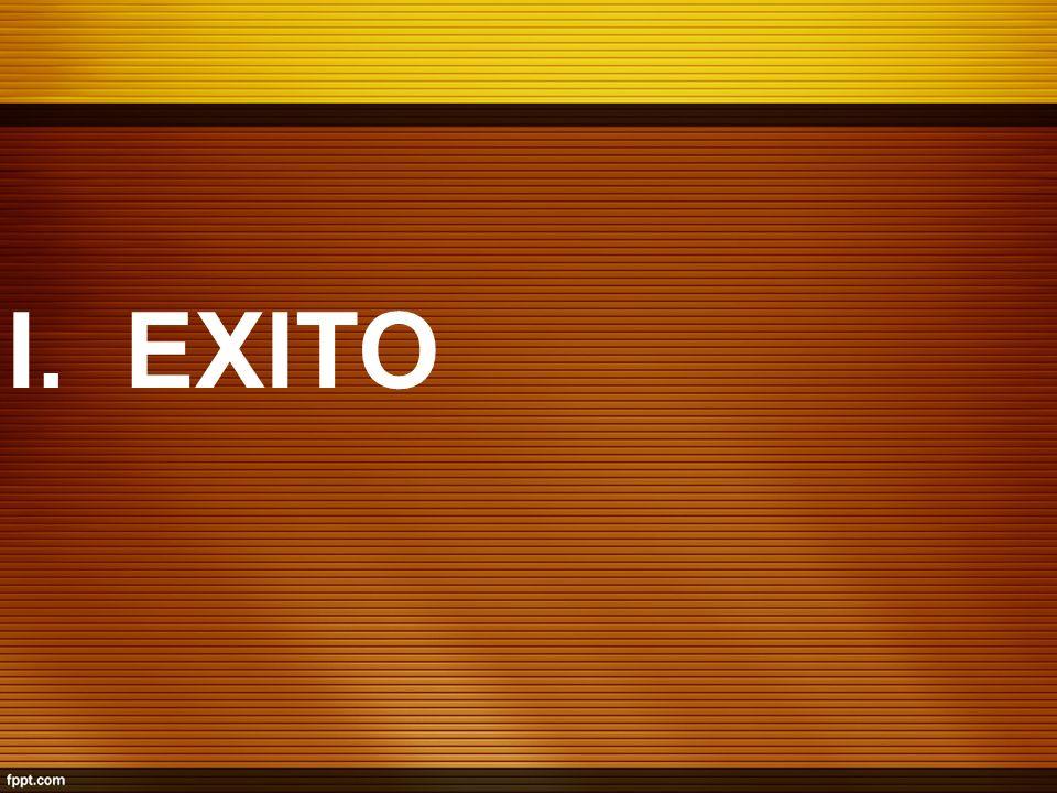 I. EXITO