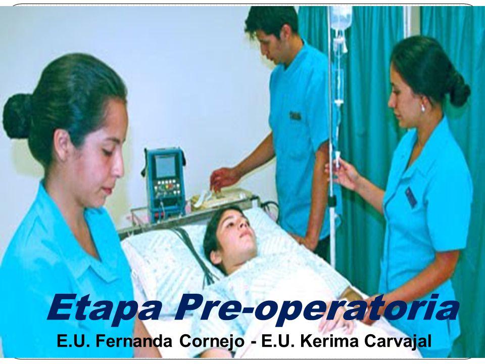 E.U. Fernanda Cornejo - E.U. Kerima Carvajal