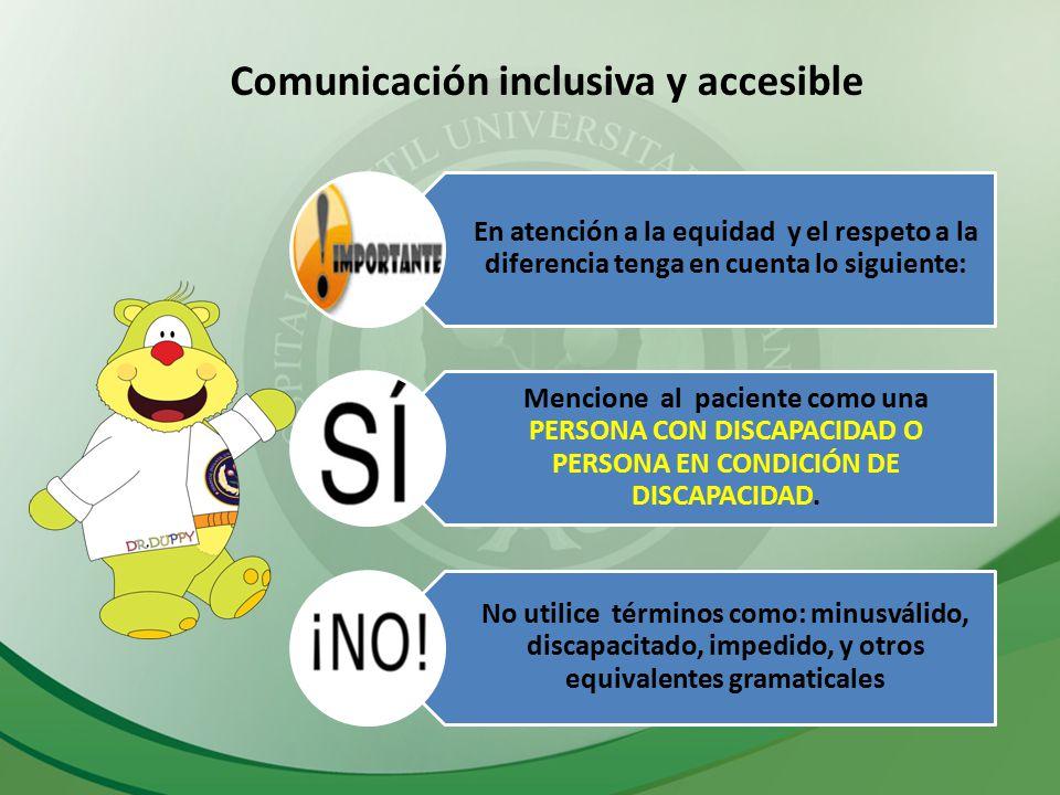 Instituci n amiga de la inclusi n ppt descargar for Que es accesibilidad