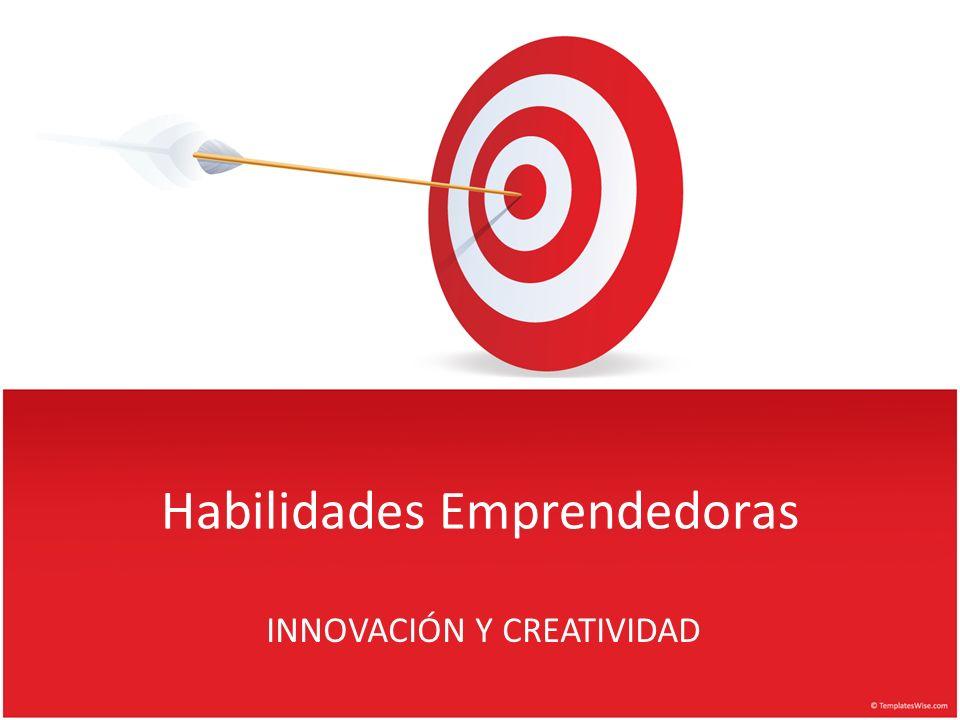 Habilidades Emprendedoras