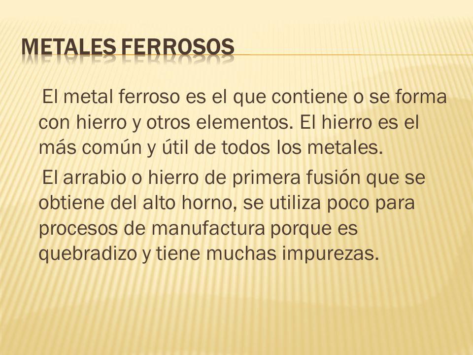 Los metales integrantes ral de len ced javier toribio ppt 12 metales ferrosos urtaz Image collections