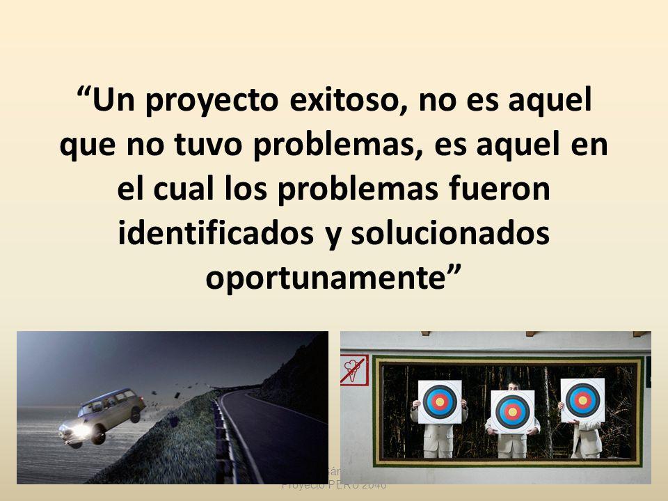 Rubén Gómez Sánchez S. Director Proyecto PERÚ 2040