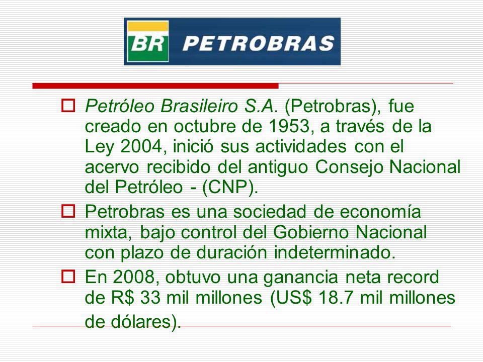 Petróleo Brasileiro S. A