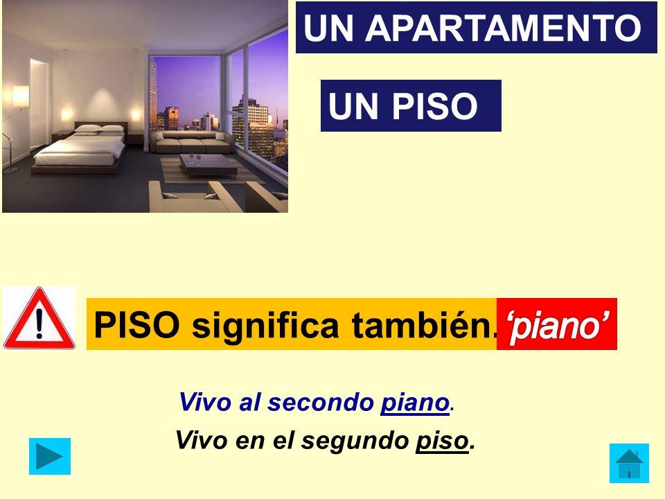 Qu hay en una casa ppt descargar for Casa al secondo piano