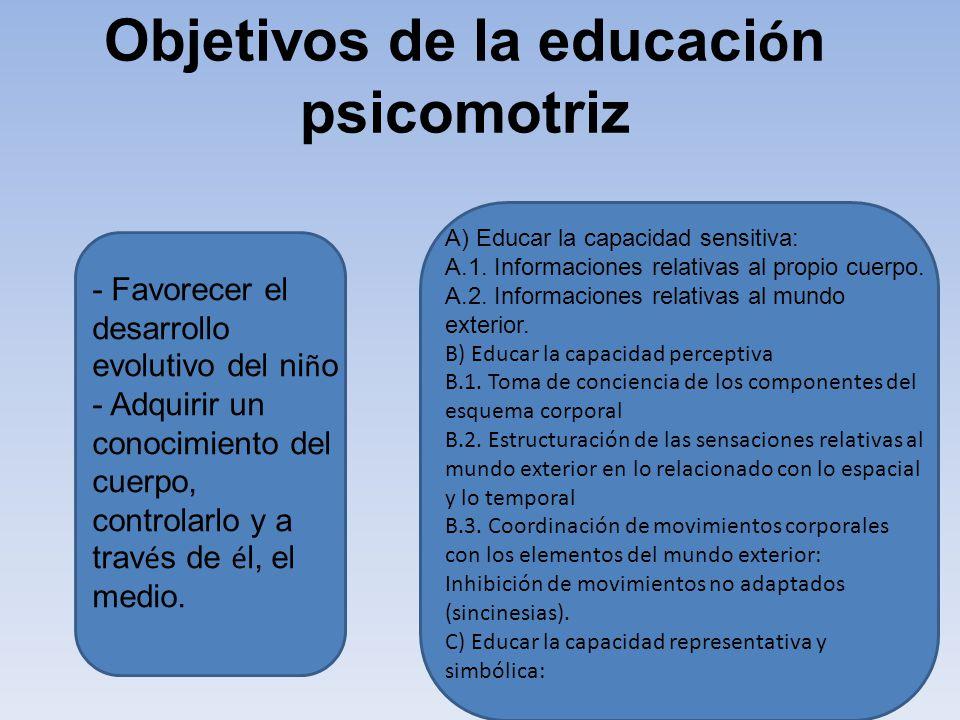 La educaci n psicomotriz del ni o escolar ppt video for Educar en el exterior