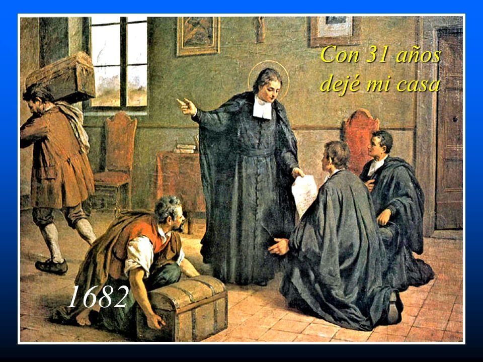 Con 31 años dejé mi casa 1682