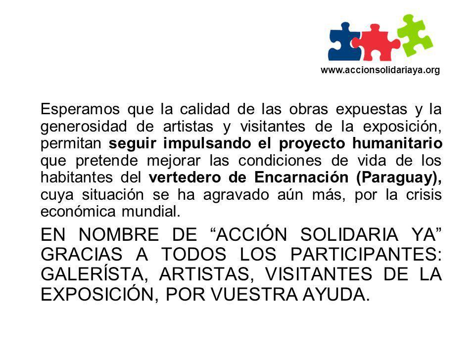 www.accionsolidariaya.org